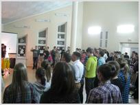 Молодежь Ижевска молилась вместе