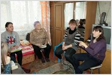 Служение глухим в церкви растет и развивается