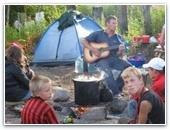 Администрация Кораблинского района Рязанской области разогнала семейный лагерь баптистов