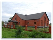 Церковь ''Спасение'' - центральная церковь АБЦ ЕХБ