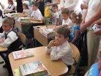 1 сентября в христианской школе