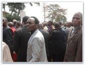 Протест против «налогов на проповедь»