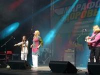 Христианские музыканты поддержали «Марафон здоровья» на ВВЦ