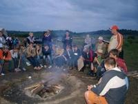 Палаточный лагерь церквей города Смоленска и Смоленской области/ФОТО