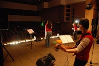 Cостоялся благотворительный Пасхальный концерт современной христианской музыки «ВОСКРЕС!».