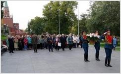 Протестанты города Москвы приняли участие в праздновании дня города/ Эксклюзив