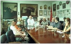 Пресс-конференция в МК/ВИДЕО