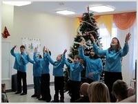 «Веселый ковчег» в Рождество 2011г. | ФОТО