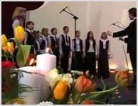 Пасхальный концерт в Зеленограде