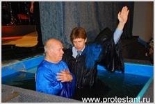Разные пути к крещению | ФОТОРЕПОРТАЖ