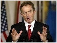 Вера в Бога помогала Тони Блэру на посту премьер-министра