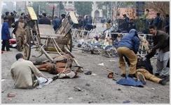Несколько взрывов в канун Рождества в Нигерии