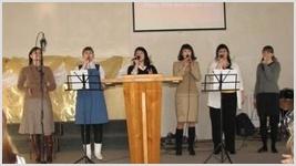 """Женская конференция """"Я и мой дом будем служить Господу!""""  ФОТОРЕПОРТАЖ"""
