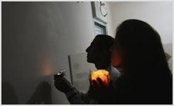 Лик Иисуса появился на стене дома мусульманской семьи