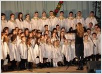 Вифлеемские события в рождественском концерте