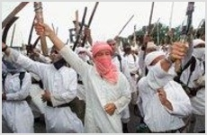 В Бангладеш мусульмане сожгли деревню, в которой жили христиане