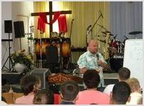 «Школа прославления» - ежегодный семинар