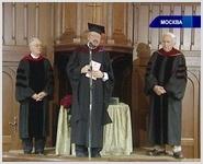 Выпуск старших пресвитеров ЕХБ в семинарии   ВИДЕО