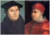 Помириться ли Папа с Лютером?