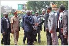 Президент Кении высоко оценил деятельность Адвентистской церкви