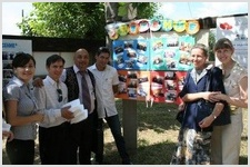 Служение мусульманам в Омске/фото