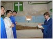 Религия поможет заключенным избежать рецидива, считает глава ФСИН РФ