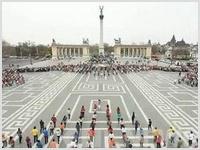 Мировой глобальный Пасхальный танец 2011