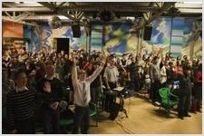Еще 9 лидеров «Подключились к небесам» | Фоторепортаж