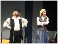 В москве прошел театральный фестиваль