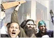 Группа мусульман разгромила центр пятидесятнической организации