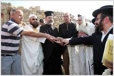 Засуха в Израиле объединила иудеев, мусульман и христиан