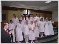 Крещение - это праздник для всей церкви