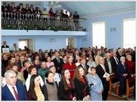 Двойной юбилей отметили адвентисты Херсона