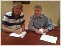 ЕМА подписала контракт с GMA (Gospel Music Association)