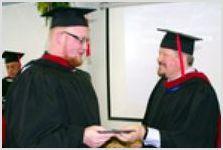 В Московской семинарии прошел выпуск бакалавров