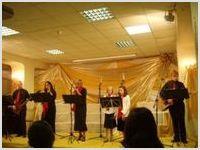 """Фестиваль духовной музыки """"Многоцветие"""""""