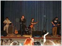 В Элисте прошли четыре рок-концерта христианской музыки
