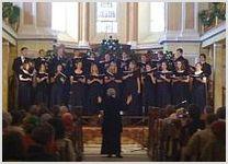 Хор и музыкальный оркестр из Чикаго посетили Москву