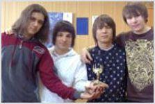 Христианская музыкальная группа заняла 3-е место в светском конкурсе на Сахалине