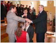 В Омске рукоположили шесть новых служителей