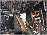 В Хабаровске сгорел христианский магазин «3:16»