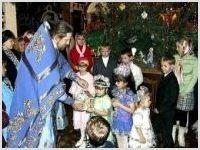 В рождественских богослужениях приняли участие более 2 млн россиян