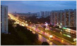 На Пасху в Москве машин будет меньше