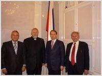 Главы протестантских конфессий встретились с главой администрации президента
