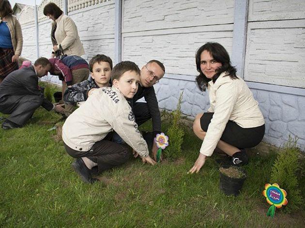 Праздник семьи в Барановичах