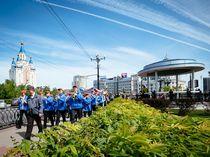 В Хабаровске прошел седьмой «Праздник семьи»