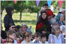 Христианские благотворительные акции в Грозном