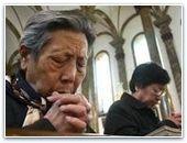 В Китае снесено 360 церквей