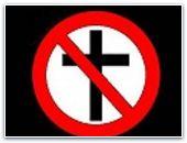 В Испании запретили христианскую символику на христианских праздниках