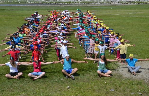 V-я миссионерская поездка в Монголию команды РС ЕХБ